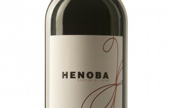 HENOBA , tinto tempranillo