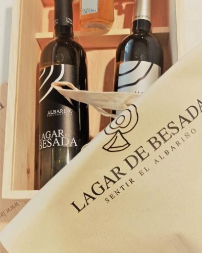 Lagar de Besada / Baladiña /  Caja Madera